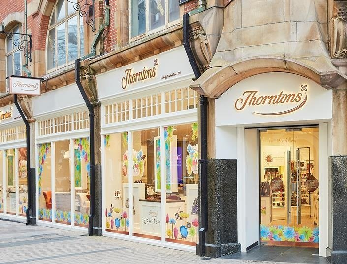 No Thorntons stores to reopen after lockdown